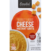 Essential Everyday Grits, Instant, Cheese