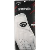 Callaway Golf Glove, White, Left, Large Reg, Men's