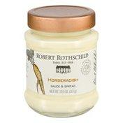 Robert Rothschild Farm Horseradish Sauce & Spread
