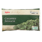 Hy-Vee Freshly Frozen Chopped Spinach