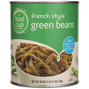 Food Club French Style Green Beans