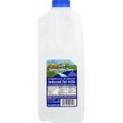 Spring Valley Dairy Milk, Reduced Fat