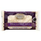Gourmet House Rice, Thai Jasmine, Bag