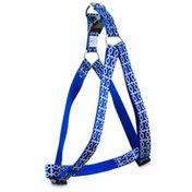 Good2 Go Blue Reflective Bone Dog Comfort Harness Large/X Large