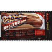 Ball Park Beef Franks, Bun Sized