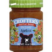 Crofter's Fruit Spread, Organic, Apricot