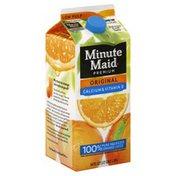Minute Maid Orange Juice, Original, Calcium & Vitamin D, Low Pulp
