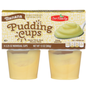 Our Family Banana Pudding Cups