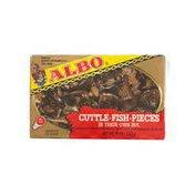 Albo Cuttlefish Pieces