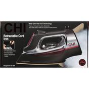 CHI Iron, Retractable Cord