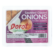 Dorot Gardens Sautéed Glazed Onions