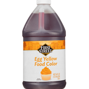 First Street Food Color, Egg Yellow