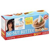 The Sneaky Chef No-Nut Butter, Creamy, Grab & Go
