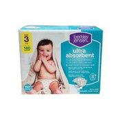 Berkley Jensen Size 3 Ultra Absorbent Diapers