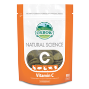 Oxbow Natural Science Vitamin C Small Animal Supplement