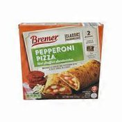 Bremer Pepperoni Stuffed Sandwich