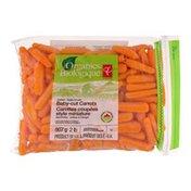 PC Organics Biologique Baby-Cut Carrots