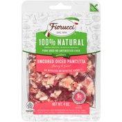 Fiorucci 100% Natural Uncured Diced Pancetta