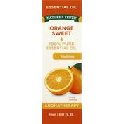 Nature's Truth Essential Oil, 100% Pure, Orange Sweet