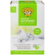 Dr. Elsey's Touch of Outdoors Hard Clumping Multi-Cat Litter