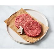 Fresh 93% Lean Ground Beef Patties