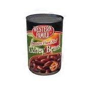 Western Family Kidney Beans