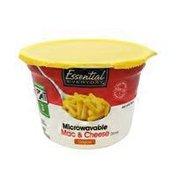 Essential Everyday Microwave Mac & Cheese Dinner