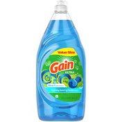 Gain Dishwashing Liquid Dish Soap, Honeyberry Hula Scent