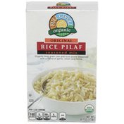 Full Circle Original Long Grain Rice And Orzo Pasta Seasoned With A Blend Of Garlic, Onion And Herbs Rice Pilaf Seasoned Mix