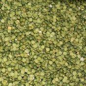 Gouviea Dry Green Split Lentils Peas Bag