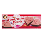 Little Debbie Conversation Hearts