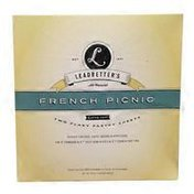 Leadbetter's French Picnic Gluten Free Pastry Circles