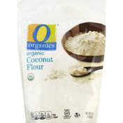O Organics Coconut Flour, Organic