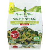 Green Giant Steamers Broccoli & Cheese Sauce
