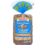 Brownberry/Arnold/Oroweat 17 Grains & Seeds Bread