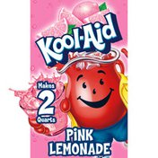 Kool-Aid Unsweetened Pink Lemonade Naturally Flavored Powdered Soft Drink Mix Value Pack