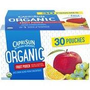 Capri Sun Organic Fruit Punch