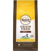 NUTRO Grain Free Adult Duck & Potato Recipe Natural Cat Food