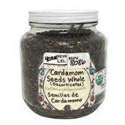 Organic Whole Cardamom Seed