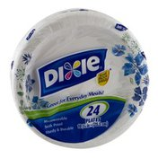 Dixie Plates 10 1/16 in - 24 CT