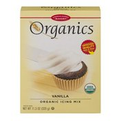 Dr. Oetker Vanilla Organic Icing Mix