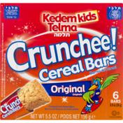 Kedem Cereal Bars, Crunchee, Original