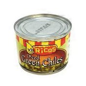 Ricos Diced Green Chiles
