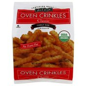 Alexia Oven Crinkles, Classic, Family Size