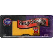 Kroger Cheese, Sharp Cheddar