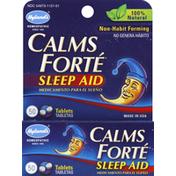 Hyland's Calms Forte Sleep Aid, 100% Natural