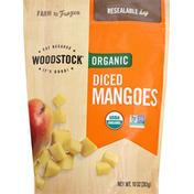 WOODSTOCK Diced Mangoes, Organic