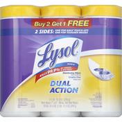 Lysol Disinfecting Wipes, Citrus Scent