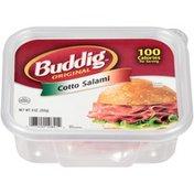 Buddig Original Cotto Salami  Buddig Original Cotto Salami