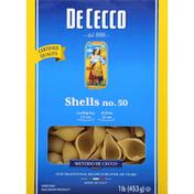 De Cecco Shells, No. 50
